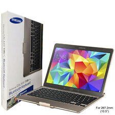 """Original Samsung Galaxy Tab S 10.5 inch Bluetooth Keyboard Case - Bronze 10.5"""""""