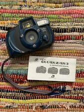 minolta point and shoot aps film camera