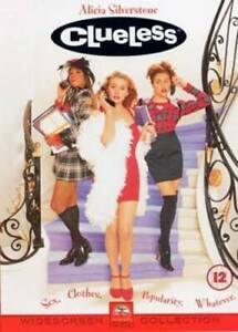 Clueless DVD (2000) Alicia Silverstone, Heckerling (DIR) cert 12 Amazing Value