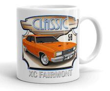 Ford XC Fairmont 351 V8 5.8 Quality 11oz. Mug (9 Different Car Colours )