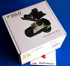 Genuine 3DR Solo Quadcopter Drone 3-Axis Gimbal for GoPro Hero NEW US Seller