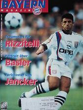 Programm 1996/97 FC Bayern München - Bayer Leverkusen