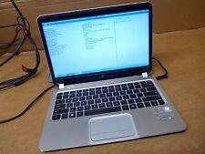 AS IS HP Envy Spectre XT 13 i5-3317U 1.7GHz 4GB RAM NO HARD DRIVE - PARTS/REPAIR