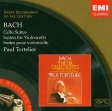 Tortelier, Paul - Bach: Cello Suites (NEW 2 x CD)