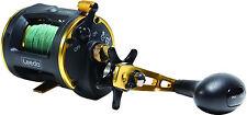 Icon Leeda Multiplier M20 Sea Pre-Loaded Fishing Reel 30lb Braid
