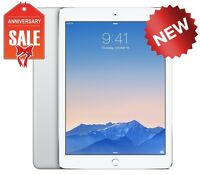 NEW Apple iPad Air 2 16GB, Wi-Fi, 9.7in - Silver with Touch ID