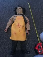 Spencer Gifts TEXAS CHAINSAW MASSACRE LEATHERFACE DOLL Limited Ed. w/SOUND 1998
