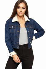 Cappotti e giacche da donna da esterni cotone nessuna fantasia