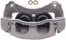 ACDelco 18FR1880 Frt Left Rebuilt Brake Caliper With Hardware