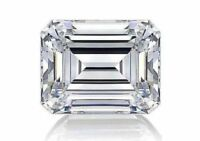16x13 mm 26.50Ct Large Emerald Cut Loose Sparkling +AAA Cubic Zirconia