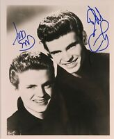 The Everly Brothers Autographed Signed 8x10 Photo REPRINT
