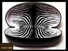 Roberto Cavalli Medium Black SUNGLASSES Hardcase CASE Eyewear Glasses