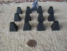 WWII D-Day Tank Traps BMC Soldiers 1/32 54MM Diorama Playset