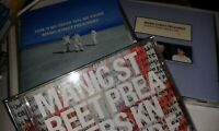 3 MANIC STREET PREACHERS CDS KNOW YOUR ENEMY EVERYTHING MUST GO & THIS IS MY...