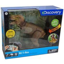 Discovery RC T-Rex Radio Controlled Dinosaur Kids Smart Teach Study Gift *NIB*