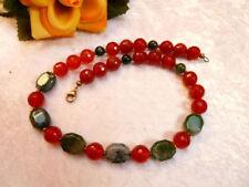 Echtschmuck-Halsketten & -Anhänger mit Achat-Schönheits für Damen