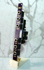 More details for multv3: 1-to-5 way buffered multiple for eurorack synthesisers (2hp - fr4 panel)