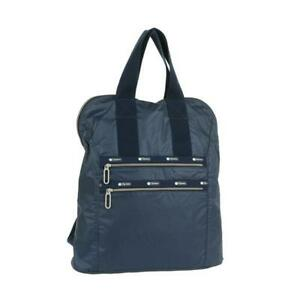 LeSportsac Essential Collection Commuter Backpack in Classic Navy C NWT