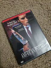 American Psycho (Dvd, 2000, Rated)