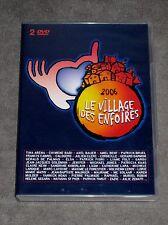 LE VILLAGE DES ENFOIRES 2006 - 2  DVD