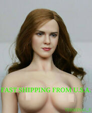 1/6 Emma Watson Head Sculpt 5.0 Beauty And The Beast For Hot Toys PHICEN ❶USA❶