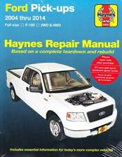 2004-2014 Ford F150 Pick-Ups 2Wd 4Wd Haynes Repair Service Workshop Manual0948