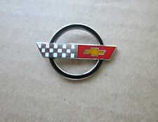 1984 - 1990 Corvette Lapel pin, Deck Lid,  Gas  Door  Emblem
