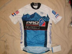 NEW - Pearl Izumi Select Jersey, Pro Challenge, Blue (S and XXL)
