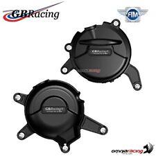 Engine crankcase cover protection set GBRacing for KTM RC390/Duke 390 14>16