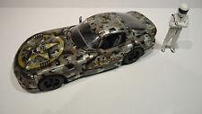 "Bburago Dodge Viper GTS Coupe 1:18 Airbrush Tuning ""Army Digital Camouflage"""
