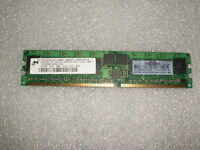 Memoria DDR ECC Micron MT9VDDF6472Y-40BD3 512MB PC3200 400MHz ECC CL3 184-Pin