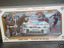 NASCAR, License Plate Clock, #6 Mark Martin, New