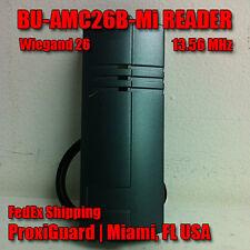 ProxiGuard - 13.56MHz RFID Door Access Control Reader Wiegand 26 - BUAMC26B-Mi