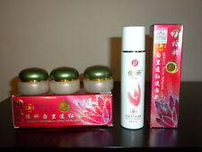 NIB Yiqi Beauty Brightening GREEN Set In White 2+1