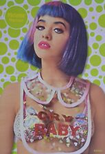 MELANIE MARTINEZ - A3 Poster (42 x 28 cm) - Clippings The Voice Fan Sammlung NEU