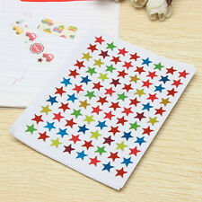 880Pcs Lot Star Shape Stickers Labels For Kids Teacher Reward DIY Craft