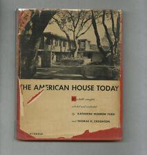 1951 Ford+Creighton AMERICAN HOUSE TODAY Neutra SHULMAN Eames AIN Breuer NEUTRA