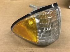 IPCW CWC-515C Front Crystal Diamond Cut Signal Lens for 87-93 Ford Mustang