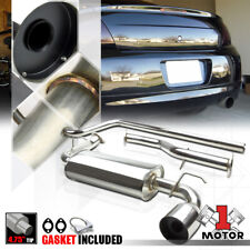 Stainless Steel Catback Exhaust System 4.75