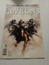 Loveless #16 (Apr 07 DC Vertigo) April 2007 Azzarello Zezelj Frusin Edera