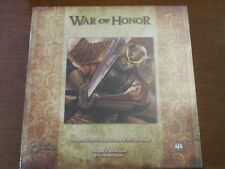 WAR OF HONOR AEG15790  A LEGENDS OF THE FIVE RINGS CARD GAME  NEW SEALED RARE