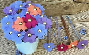 VICTORIAS SECRET FLOWER EDT PERFUME AMBER BERRY KISS LOVE SPELL PURE SEDUCTION