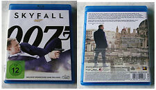 JAMES BOND Skyfall -  Daniel Craig .. 2013 Blu-ray TOP