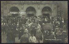 1919 WW1 Peace Day Bangor Gwynedd Wales Postcard H626