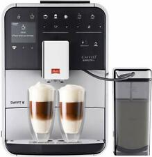 Melitta F850-101 Caffeo Barista Ts Smart Machine à Café Argent Tft-Display