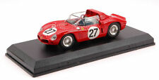 Ferrari Dino 268 SP #27 19th Le Mans 1962 Baghetti / Scarfiotti 1:43 Model 0212