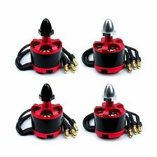 4x 2212 920KV Brushless Motor cw ccw F330 F450 F550 X525 Quadcopter Mult (GBP)
