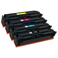 4x 054 Toner Cartridge for Canon ImageCLASS MF641cw MF642cdw MF644cdw LBP-622cdw