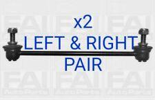 x2 Anti Roll Bar Link fits MAZDA 626 Mk5 Rear Left & Right PAIR KIT 97 to 02 2x
