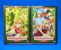 Chihayafuru Complete Series Collection Season 1 & 2 NEW Anime DVD